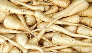 Parsnips from Dominion Farms