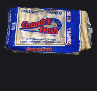 Country Fresh Brand ® Parsnips